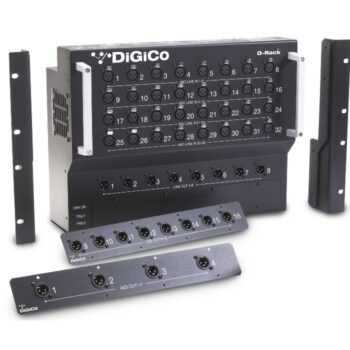 DiGiCo D-Rack