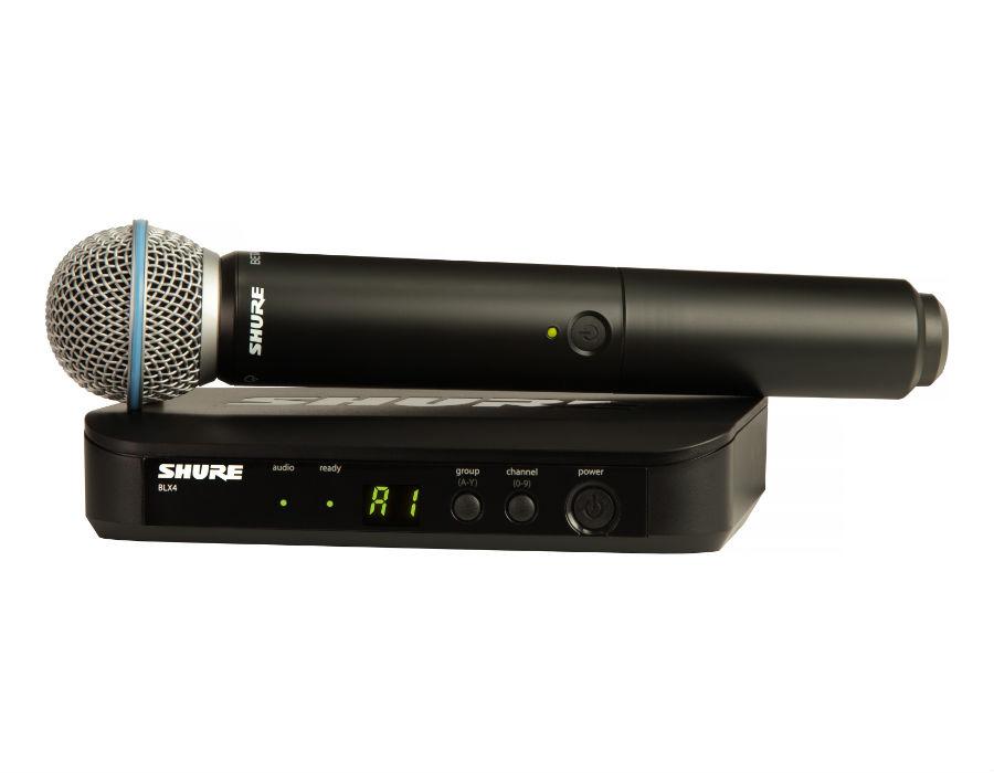 Shure BLX24/B58