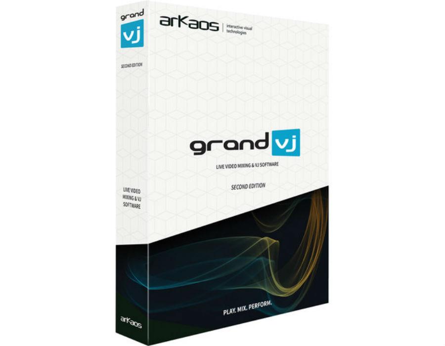 ADJ Grand VJ 2.0 - UPGRADE