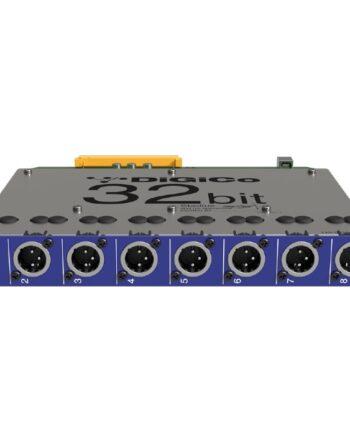 DiGiCo 32-bit DAC