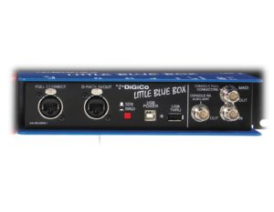 DiGiCo Little Blue Box