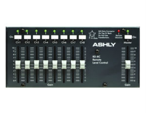 Ashly RD/RW-8C