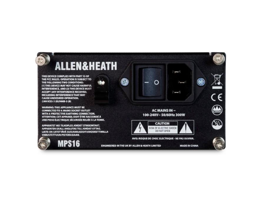 Allen & Heath MPS-16