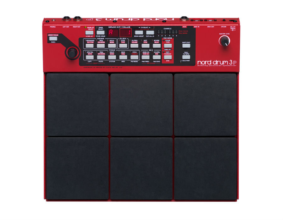 Nord Drum 3P Top