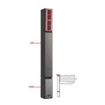 AUDIOCENTER L65+L65A Column System