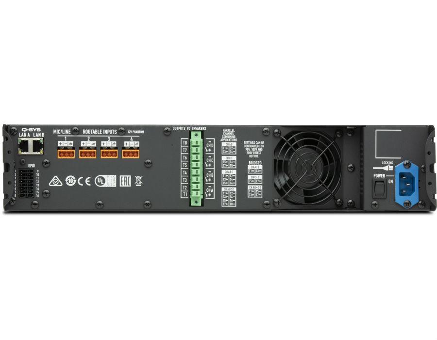 QSC CX-Q 4K4