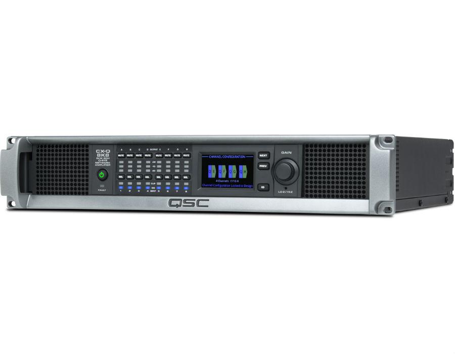 QSC CX-Q 8K8