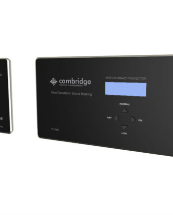 Cambridge Sound Qt Conference Room Edition