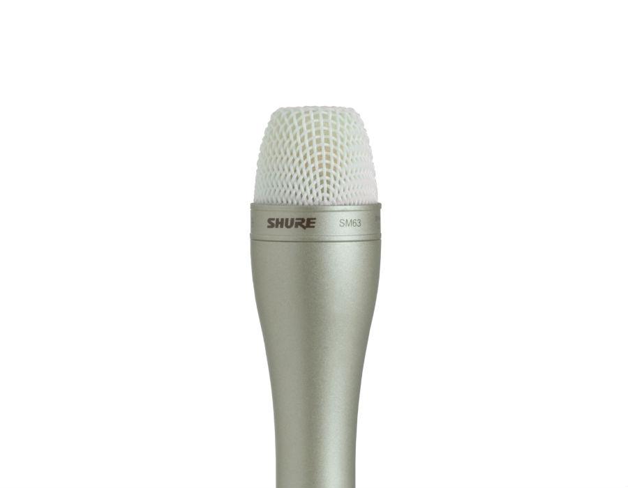 Shure SM63