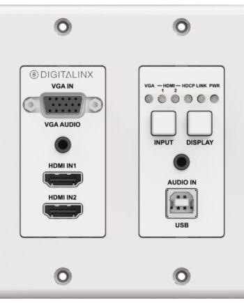 Intelix DL-2H1V1U-WP-W