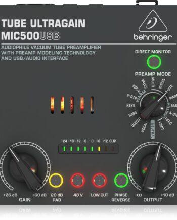 Behringer MIC500USB