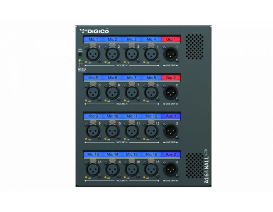 DiGiCo A164 WALL LCD