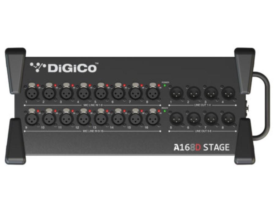 DiGiCo Dante A168D STAGE