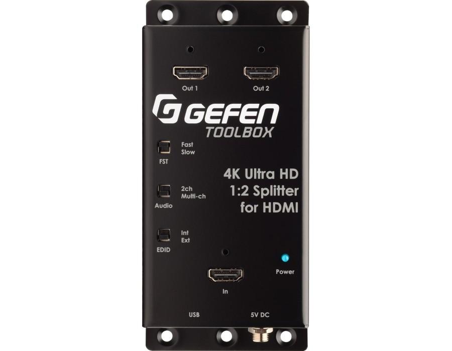 GEFEN GTB-HD4K2K-142C-BLK