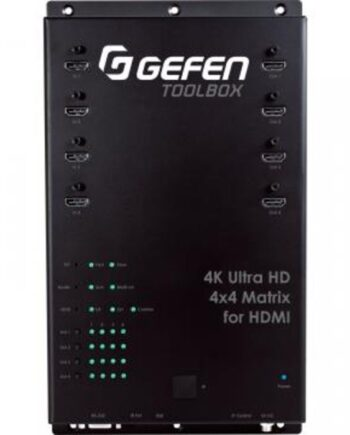 GEFEN GTB-HD4K2K-444-BLK