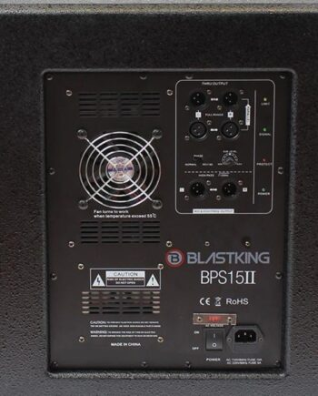 Blastking BPS15II