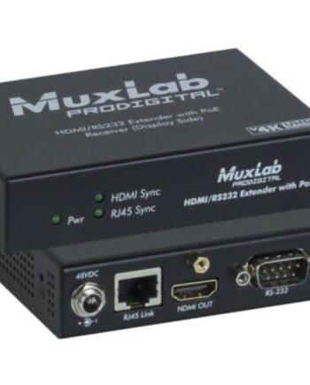 Muxlab MUX-500454-POE